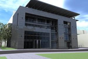 Lachman Pabich zaprojektowali kompleks laboratoryjny w Łodzi