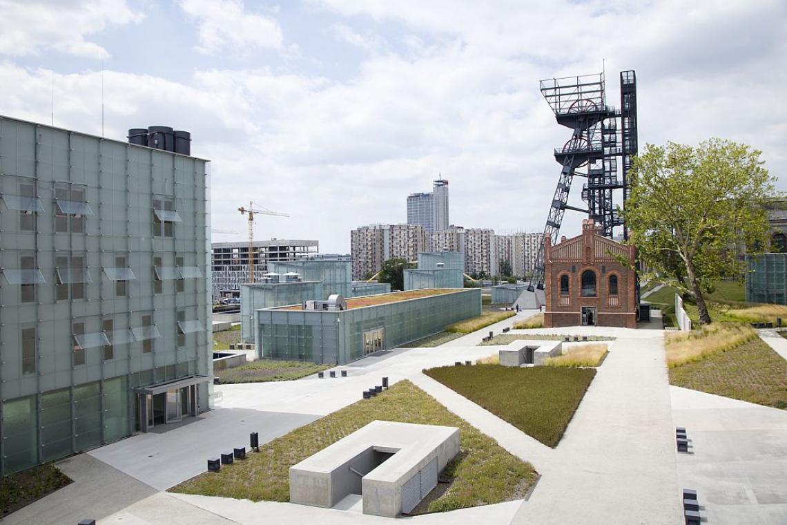 Muzeum Śląskie: będą wzmacniać konstrukcję przed otwarciem