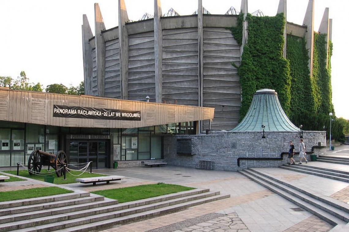 Panorama Racławicka do renowacji