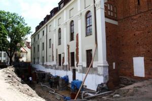 Płock: już prawie koniec rewitalizacji na terenie Małachowianki