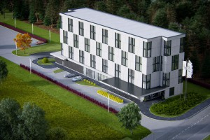 Nowy hotel Best Western - tym razem przy lotnisku Kraków Balice