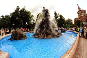 Bydgoszcz odzyskał jeden z najpiękniejszych wodotrysków