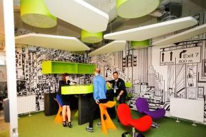 Exea Smart Space: nowa i kreatywna przestrzeń dla startupów