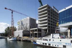 Gdynia Waterfront: hotel z wiechą