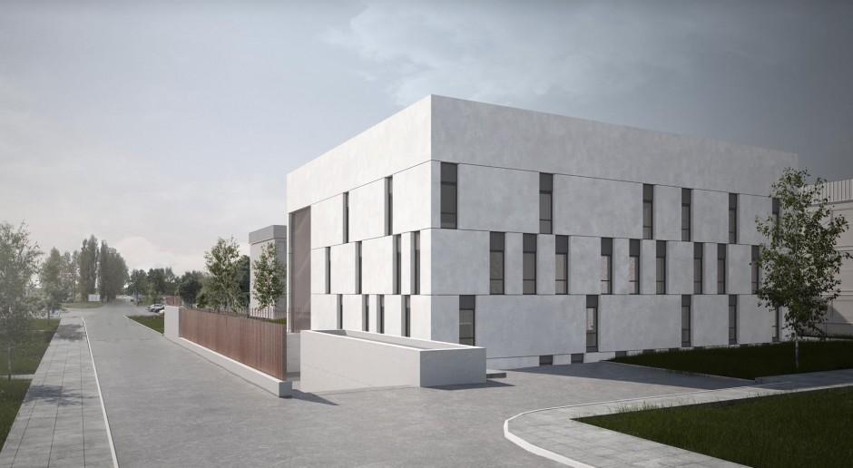Z budynku technicznego na szpitalny – rusza rozbudowa szpitala MSW