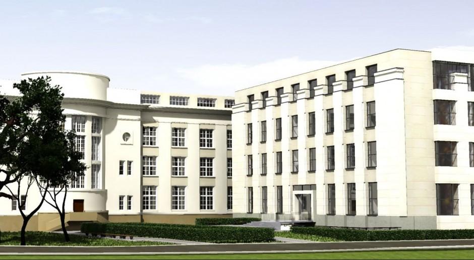 Będzie nowa kreślarnia Politechniki Warszawskiej