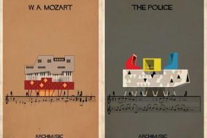 Architektura dla fanów Nirvany, Bacha, Björk, Pink Floyd...