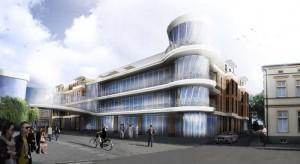 Szklane domy, czyli nowy Manhattan w Szczecinku