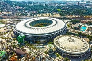 Poznaliśmy tajemnice stadionu Maracanã w Brazylii