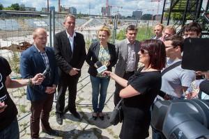 Dworzec Łódź Fabryczna: najnowsze wieści z budowy