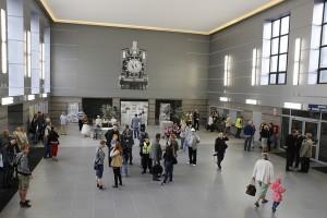 Zobacz, jak wygląda po remoncie dworzec w Bytomiu