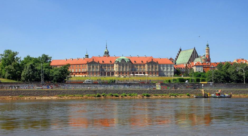 Warszawa: drugi etap rewitalizacji Wisły