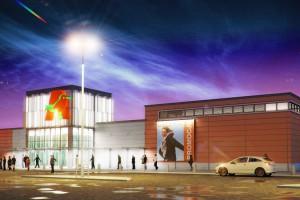 W centrum Auchan Gdańsk duże zmiany