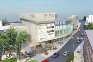 TOP 7 galerii handlowych z niezwykłymi fasadami