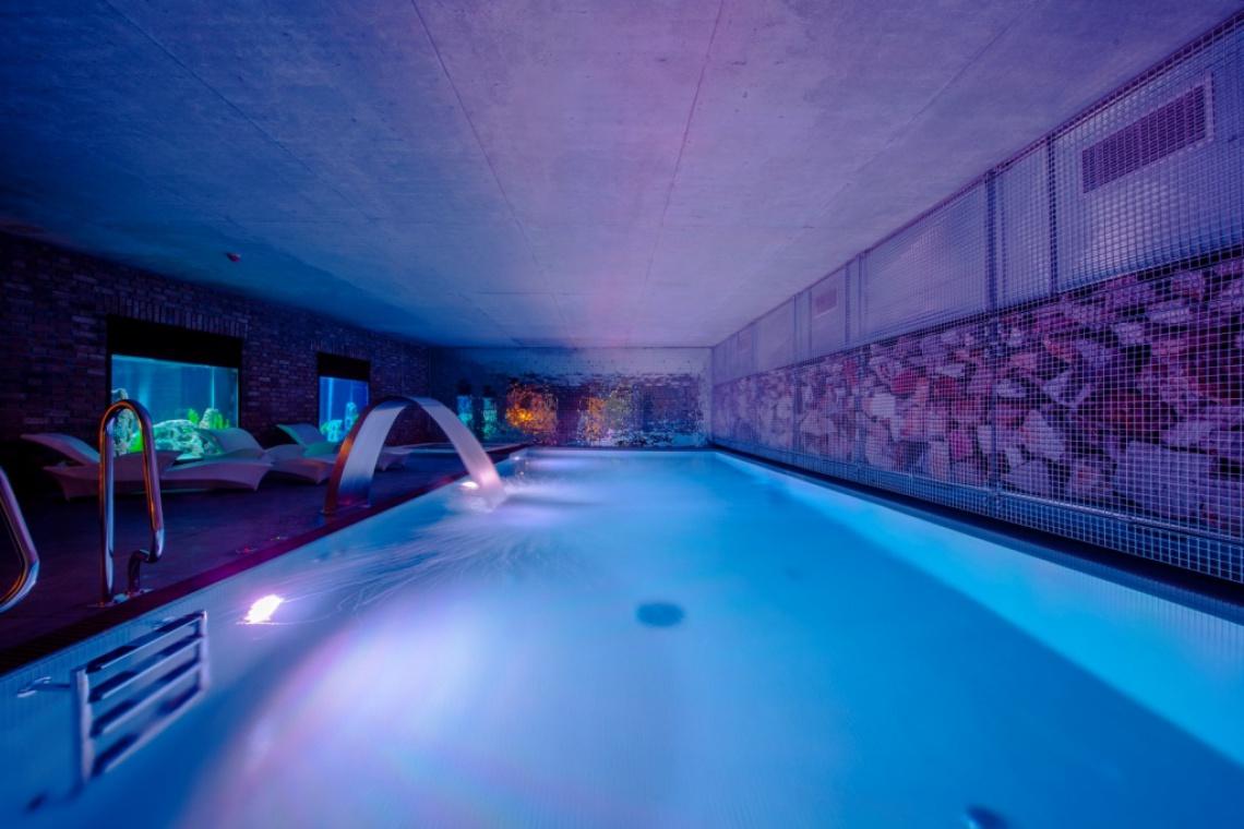 Hotel Alter to pierwszy pięciogwiazdkowy obiekt w Lublinie