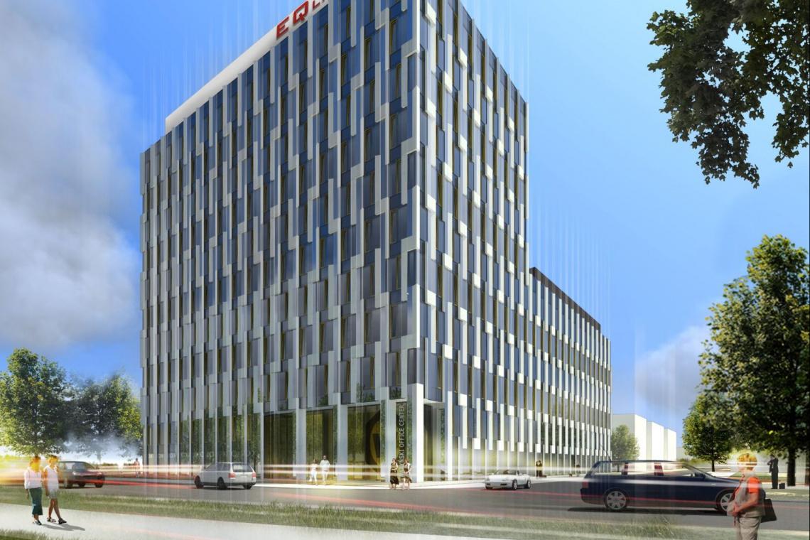 """Budynek EQlibrium """"otwiera"""" nową lokalizację biurową na mapie Warszawy"""