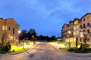 Elegancki hotel i SPA w dawnej fabryce bawełny