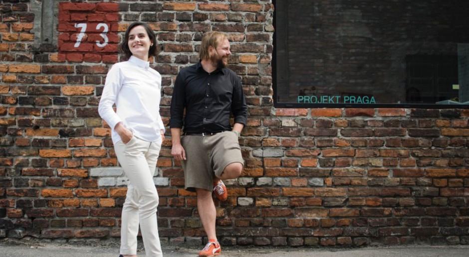 Pracownia Projekt Praga dla spółki Perły - Browary Lubelskie