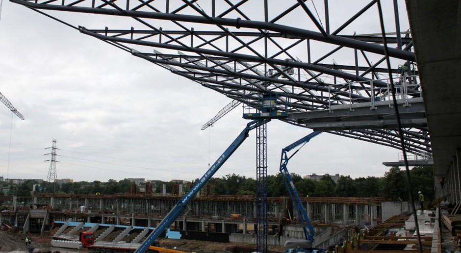 Stadion Miejski w Tychach: najnowsze wieści z budowy