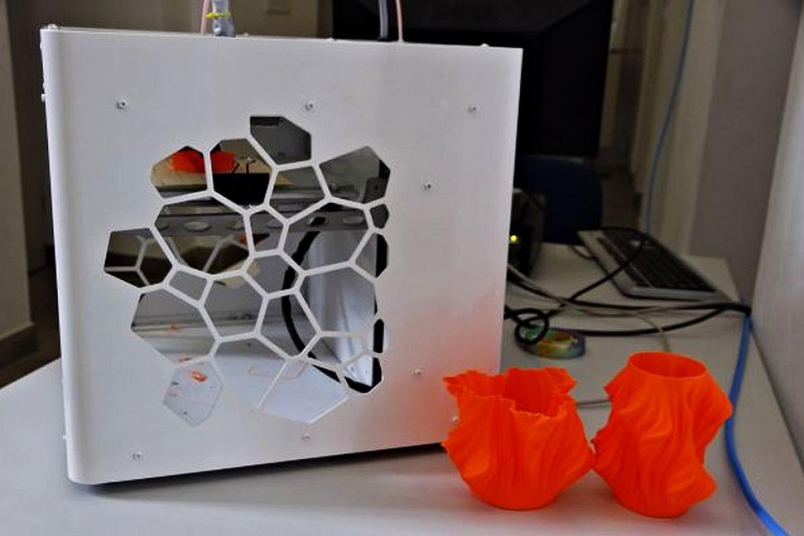 W Kielcach był pokaz wyjątkowych drukarek 3D