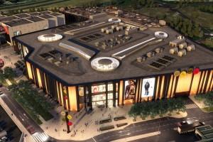 Co słychać na budowie centrum Serenada projektu AMC Chołdzyński?