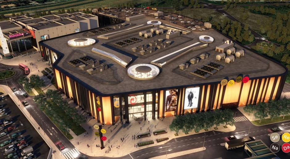 Centrum Serenada projektu AMC Chołdzyński na starcie