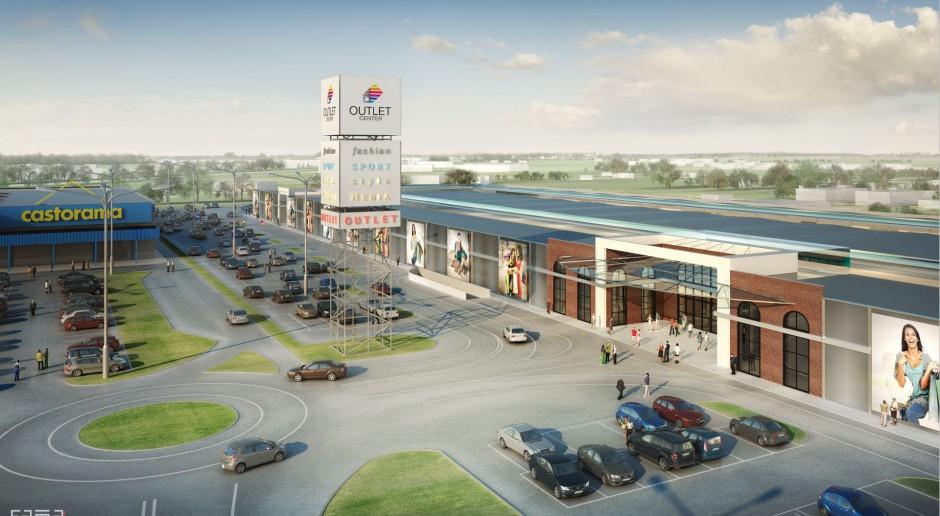 Startuje budowa Outlet Center Białystok