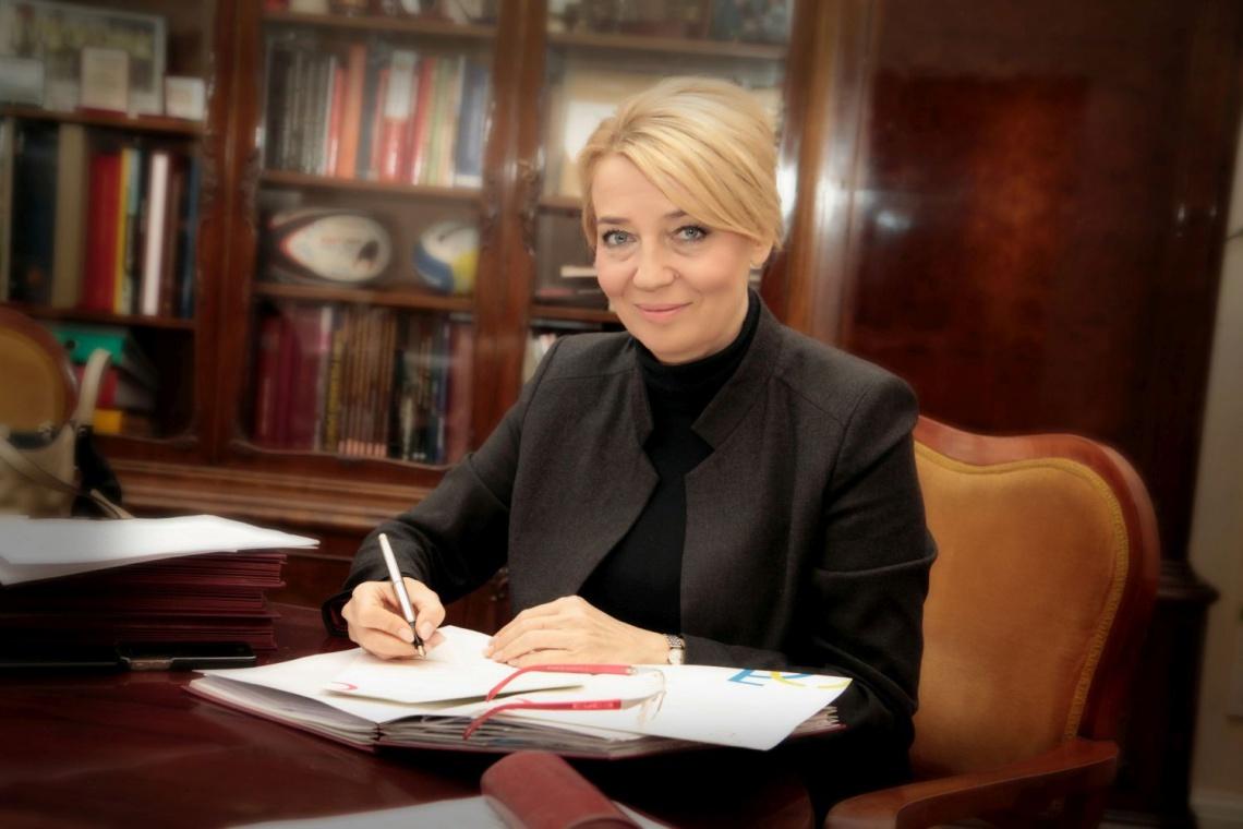 Hanna Zdanowska o największej publicznej inwestycji w Łodzi