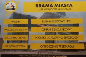 Brama Miasta: łódzki magistrat przedstawił plan działań