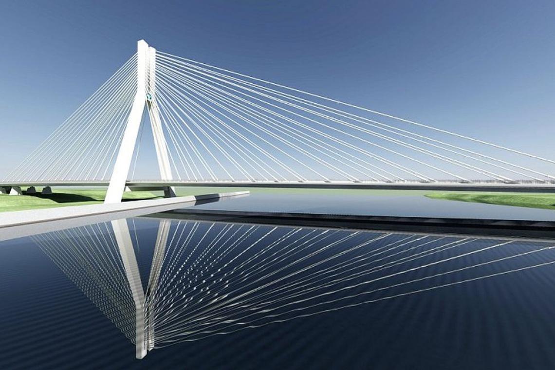 Prezydent Rzeszowa zdobył 93 mln zł na nowy most