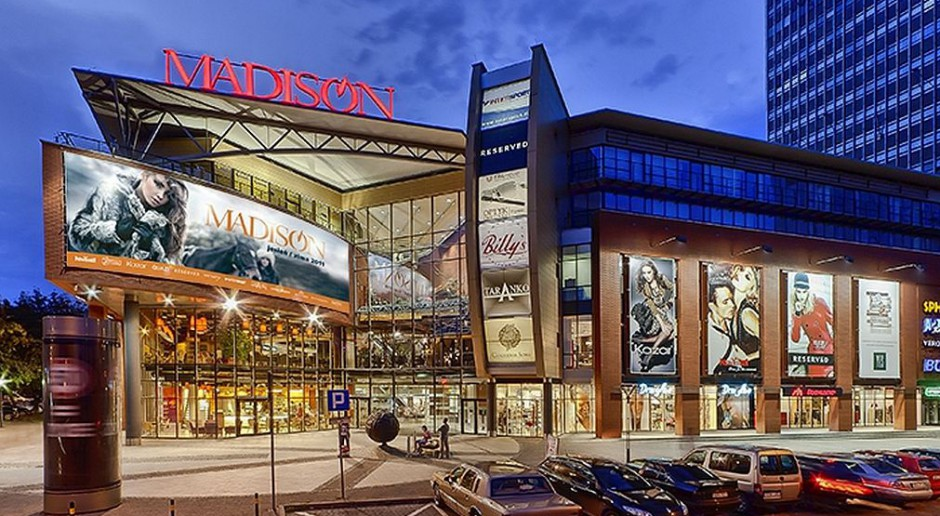 Galeria Madison po modernizacji ma więcej klientów
