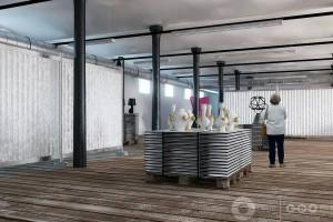 Łódź Design Festival: prostota i funkcjonalność wnętrz od oshi
