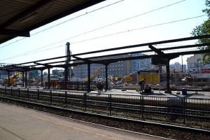 Bydgoszcz: stary gmach dworca przeszedł do historii