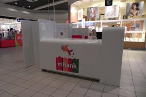 Nowy design mBanku po raz pierwszy w Centrum Janki