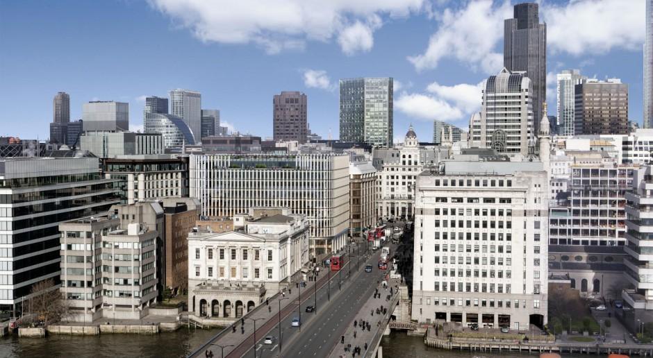 HB Reavis buduje biurowiec w londyńskim City