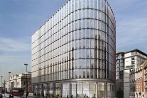 33 Central - inwestycja biurowa HB Reavis doceniona za architekturę