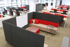 Dla pracowników ważna jest organizacja i wygląd biura