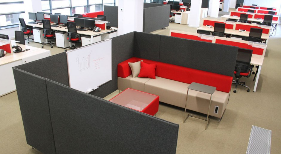 Przestrzeń biurową zrewolucjonizują młodzi