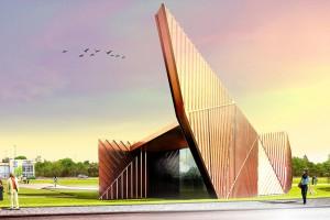 Muzeum Ognia projektu OVO Grąbczewscy Architekci już otwarte
