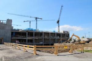 Centrum Handlowe Ogrody w Elblągu: najnowsze wieści z budowy