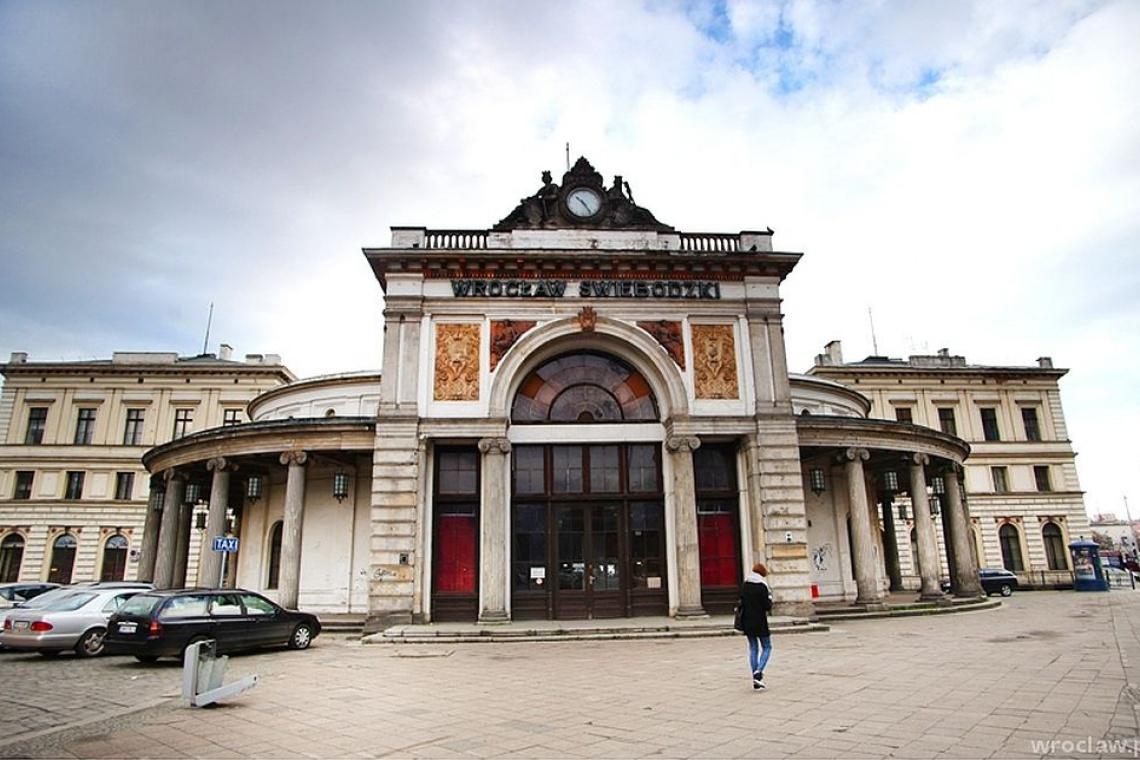 PKP chce postawić biznesowe City we Wrocławiu