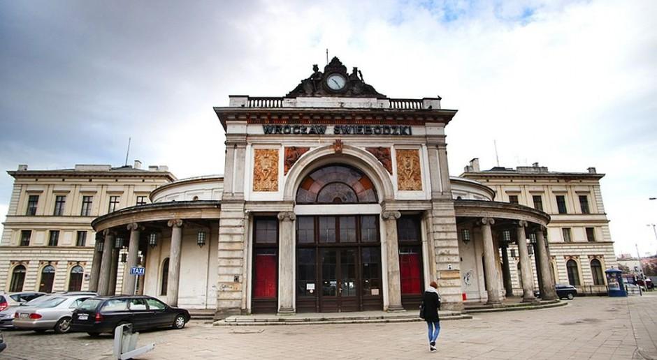 PKP zmienia plany w sprawie Dworca Świebodzkiego