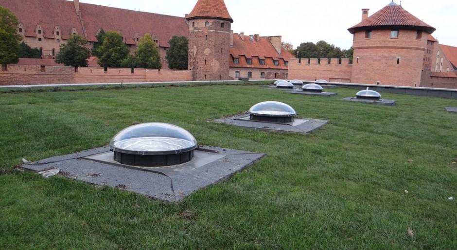 Dach zielony to połączenie pięknego z praktycznym