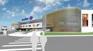 Centrum handlowe Carrefour w Olsztynie zyska nowe oblicze