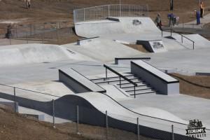 Olkusz: największy skatepark w Polsce od Techramps