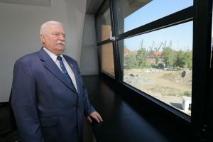 Gdańsk: Europejskie Centrum Solidarności już widać metę