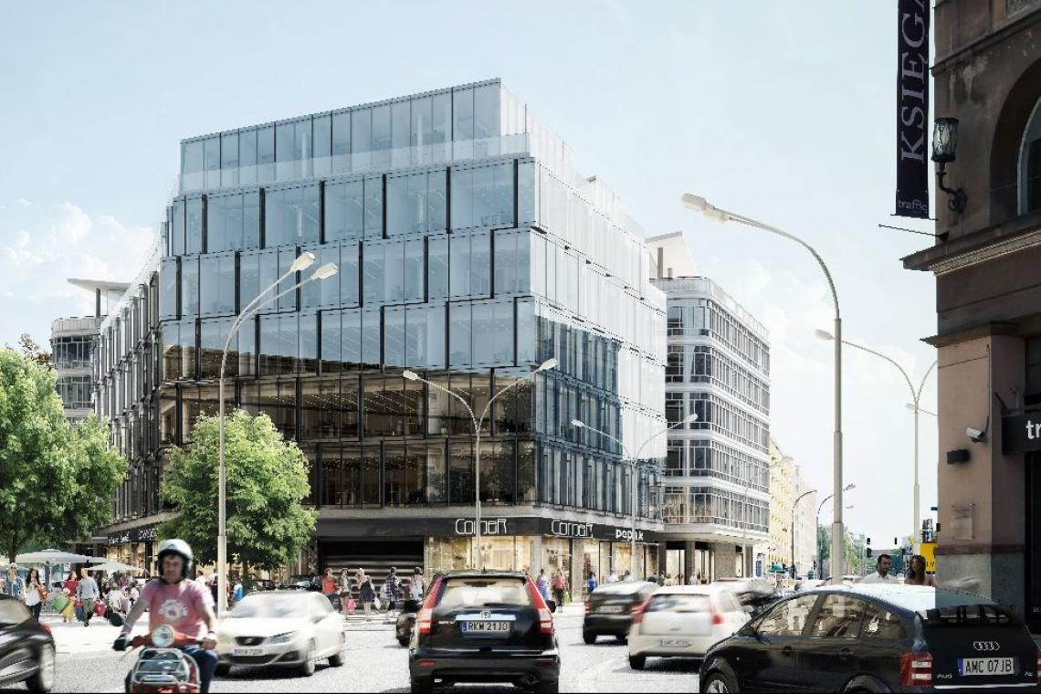 Cedet: jest pozwolenie na przebudowę ikony modernizmu
