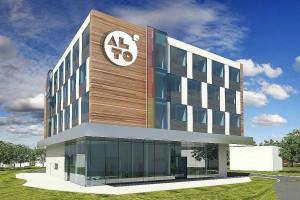 Przygotowano pokój testowy uśmiechniętego hotelu Alto