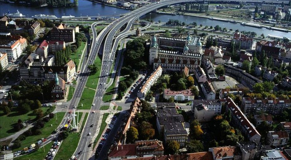 Bulwary Szczecińskie wyróżnione - przyciągają turystów i mieszkańców