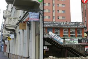 Częstochowa uczy jak poprawić estetykę miasta - zasady umieszczania reklam